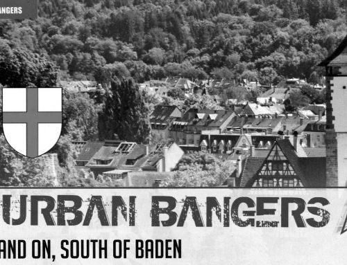 Urban Bangers – On And On South Of Baden